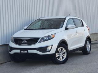 Used 2012 Kia Sportage 1 OWNER|NO ACCIDENTS| WINTER TIRE INCLUDED for sale in Mississauga, ON