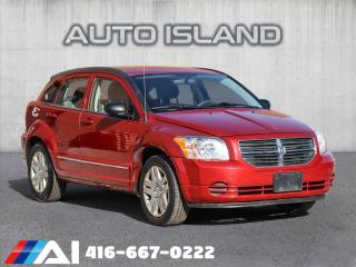 Used 2010 Dodge Caliber 4DR HB SXT for sale in North York, ON