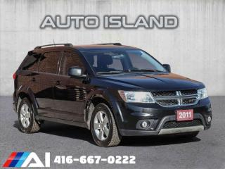 Used 2011 Dodge Journey SXT**V6**DRIVES GREAT for sale in North York, ON