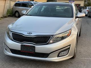 Used 2015 Kia Optima 4dr Sdn Auto EX for sale in Scarborough, ON
