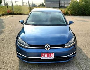 Used 2018 Volkswagen Golf 5-door Auto for sale in Concord, ON