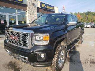 Used 2015 GMC Sierra 1500 Denali for sale in Trenton, ON