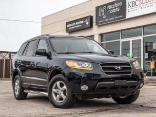 Used 2009 Hyundai Santa Fe FWD 4DR 3.3L AUTO for sale in Oakville, ON