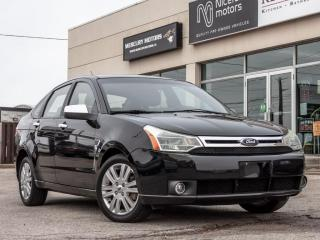 Used 2009 Ford Focus 4DR SDN SEL for sale in Oakville, ON