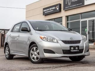 Used 2010 Toyota Matrix 4dr Wgn FWD for sale in Oakville, ON