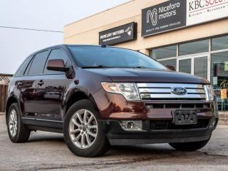 Used 2010 Ford Edge 4DR SEL FWD for sale in Oakville, ON