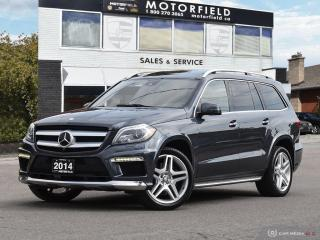 Used 2014 Mercedes-Benz GL-Class GL350 BlueTEC 4MATIC AMG PKG *DESIGNO|360° Cam|DVDs* for sale in Scarborough, ON