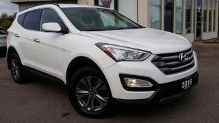 Used 2016 Hyundai Santa Fe Sport 2.4 AWD - HEATED SEATS! BLUETOOTH! ACCIDENT FREE! for sale in Kitchener, ON