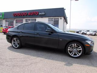 Used 2012 BMW 3 Series 335i SEDAN SPORT NAVIGATION CAMERA CERTIFIED for sale in Milton, ON