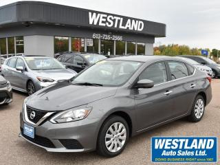 Used 2017 Nissan Sentra for sale in Pembroke, ON
