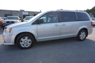 Used 2012 Dodge Grand Caravan SXT 7 PSSNGRS CERTIFIED 2YR WARRANTY STOW & GO CRUISE AUX ROOF RACK for sale in Milton, ON