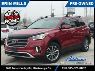Used 2017 Hyundai Santa Fe XL Luxury  NAVI|7 PASS|PANO ROOF| for sale in Mississauga, ON
