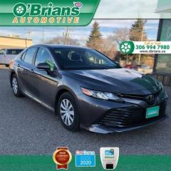 Used 2019 Toyota Camry LE for sale in Saskatoon, SK