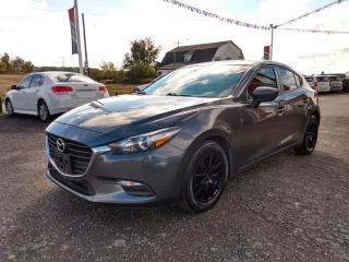 Used 2017 Mazda MAZDA3 i Sport AT 5-Door for sale in Dunnville, ON