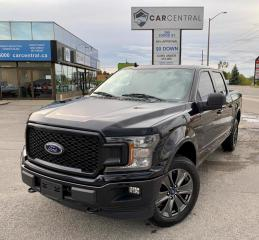 Used 2018 Ford F-150 XLT | SPORT | 302A | REARVIEW | for sale in Barrie, ON