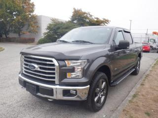 Used 2016 Ford F-150 XLT SuperCrew 6.5-ft. Bed 4WD XTR pkg for sale in Burnaby, BC