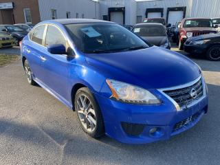 Used 2013 Nissan Sentra S 6AT for sale in Oakville, ON