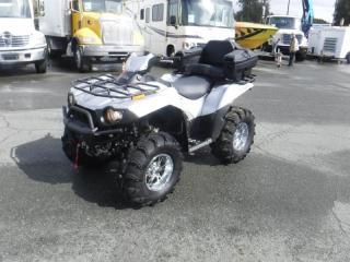Used 2007 Kawasaki VF650-H ATV 4x4 for sale in Burnaby, BC