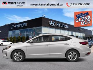 New 2020 Hyundai Elantra Essential Manual  - $104 B/W for sale in Kanata, ON