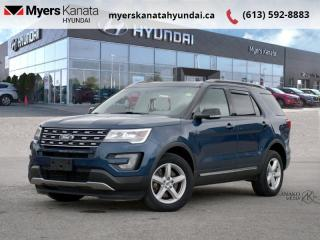Used 2017 Ford Explorer XLT  - $208 B/W for sale in Kanata, ON