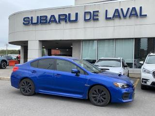 Used 2018 Subaru WRX Sport ** Toit ouvrant ** for sale in Laval, QC