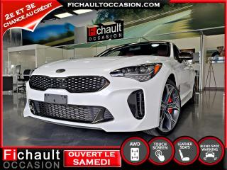 Used 2019 Kia Stinger GT Limited TI *** TRACTION INTEGRALE*** for sale in Châteauguay, QC