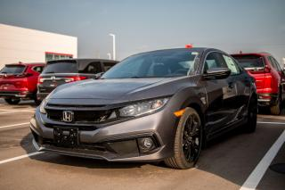 New 2020 Honda Civic Sdn SPORT CIVIC 4 DOORS for sale in Woodstock, ON