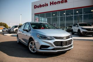 Used 2017 Chevrolet Cruze LT for sale in Woodstock, ON