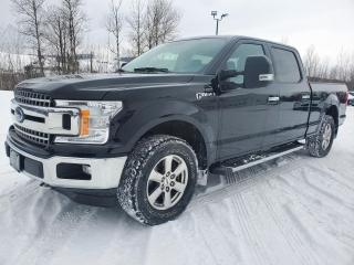Used 2018 Ford F-150 XTR, ECOBOOST 3,5L, CREW,  4X4 for sale in Vallée-Jonction, QC