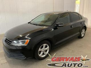 Used 2015 Volkswagen Jetta Mags Caméra A/C Bluetooth for sale in Trois-Rivières, QC