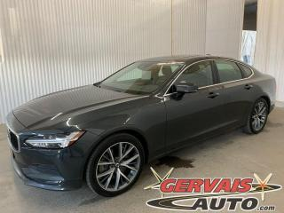 Used 2017 Volvo S90 T6 Momentum AWD GPS Cuir Toit Ouvrant Mags for sale in Trois-Rivières, QC