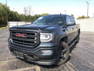 Used 2017 GMC Sierra 1500 SLE Elevation Crew 4X4 for sale in Cayuga, ON