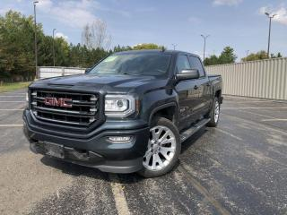 Used 2017 GMC Sierra 1500 SLT ALL TERRAIN CREW 4X4 for sale in Cayuga, ON