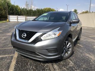 Used 2016 Nissan Murano 2WD for sale in Cayuga, ON