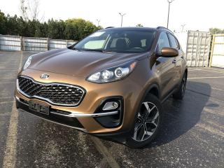Used 2020 Kia Sportage EX AWD for sale in Cayuga, ON