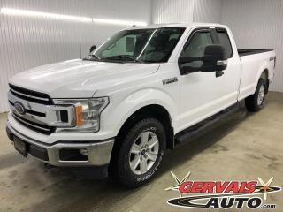 Used 2018 Ford F-150 XLT Towing Pack Boite Longue 4x4 Pneus Neufs for sale in Shawinigan, QC