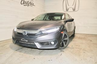 Used 2017 Honda Civic TOURING 4 portes for sale in Blainville, QC