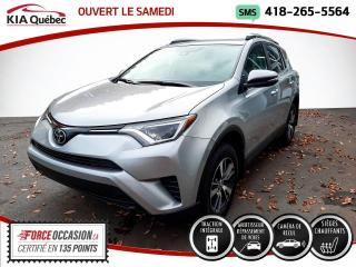 Used 2018 Toyota RAV4 LE* AWD* CAMERA* SIEGES CHAUFFANTS* for sale in Québec, QC