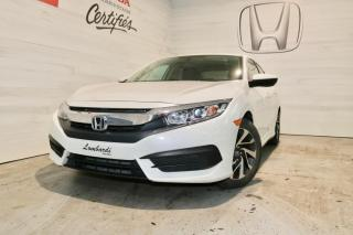Used 2016 Honda Civic EX 4 portes for sale in Blainville, QC