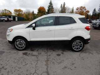 New 2020 Ford EcoSport Titanium for sale in Peterborough, ON