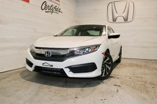 Used 2016 Honda Civic LX 2 PORTES for sale in Blainville, QC