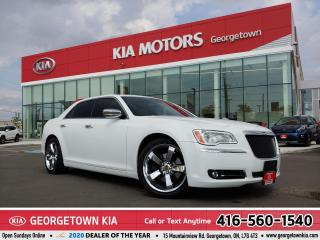 Used 2012 Chrysler 300 300C | HEMI | 95,904KM | NAV | PANO ROOF | B/U CAM for sale in Georgetown, ON