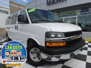 Used 2019 Chevrolet Express Passenger LT | One Owner, No Accidents. for sale in Prince Albert, SK
