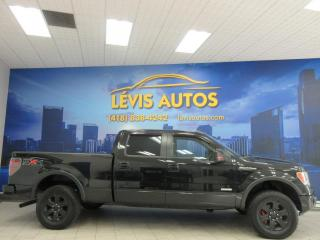 Used 2011 Ford F-150 FX4 ECOBOOST SUPERCREW 3.5L BOITE 6 1/2 for sale in Lévis, QC