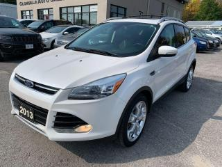 Used 2013 Ford Escape Titanium for sale in Peterborough, ON