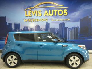 Used 2015 Kia Soul LX MANUEL 88800 KM AIR CLIMATISE BLUETOO for sale in Lévis, QC