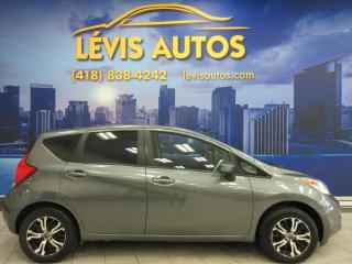 Used 2016 Nissan Versa Note 1.6S MANUEL AIR CLIMATISE BLUETOOTH CAME for sale in Lévis, QC