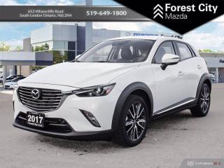 Used 2017 Mazda CX-3 GT for sale in London, ON