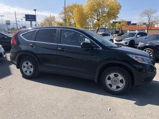 Used 2016 Honda CR-V Traction intégrale  LX for sale in Trois-Rivières, QC