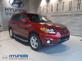 Used 2010 Hyundai Santa Fe SPORT+V6+AWD+BANCS CHAUF+BLUETOOTH+CRUIS for sale in Sherbrooke, QC